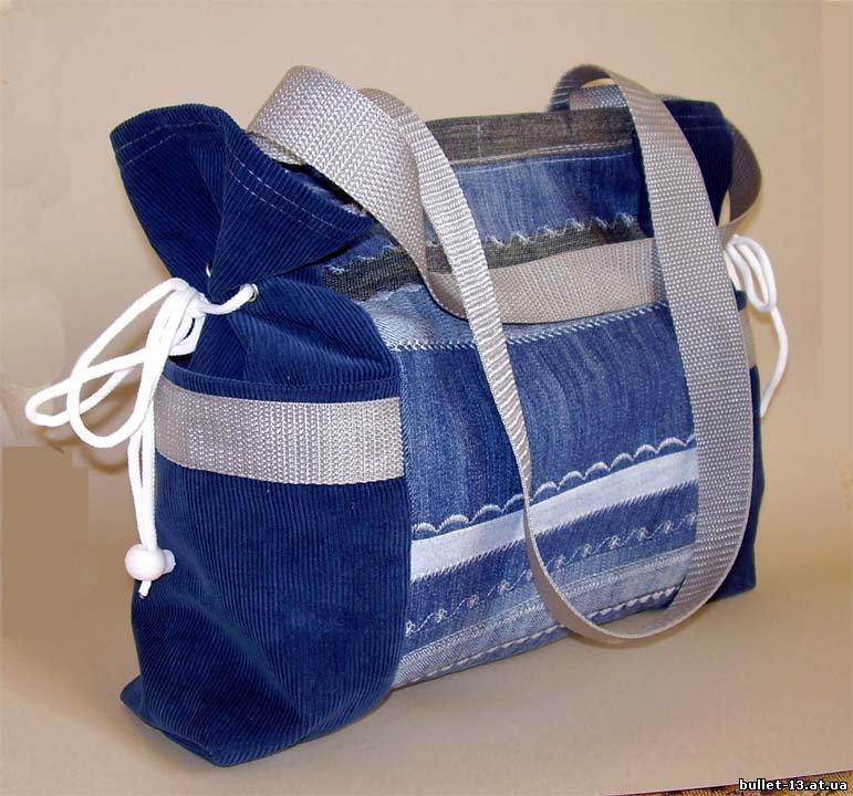 БОХО сумки! Вот такую красоту можно сшить самостоятельно из старых джинсов, проявляя своё творчество и фантазию
