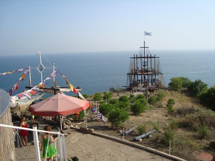 Південне узбережжя Криму (частина сьома)