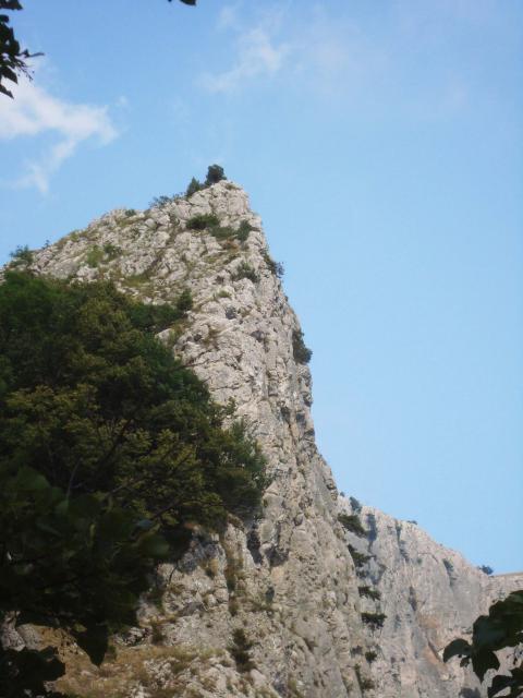 DSC07706 Чорноріченський каньйон та Чортові сходи (Частина третя)