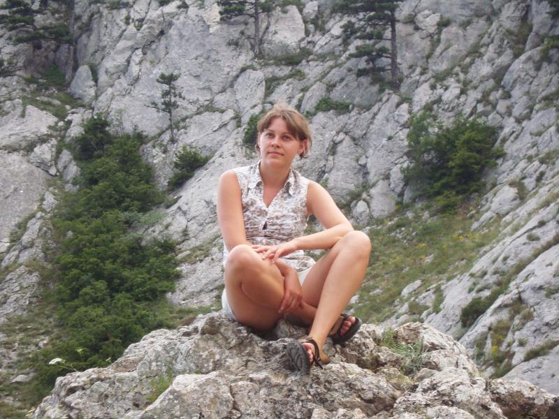 DSC07728 Чорноріченський каньйон та Чортові сходи (Частина третя)
