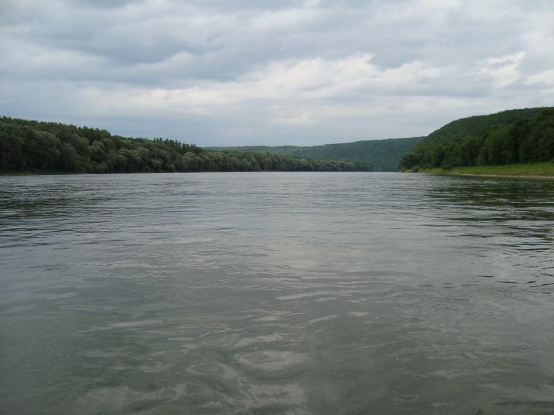 ріка Дністер