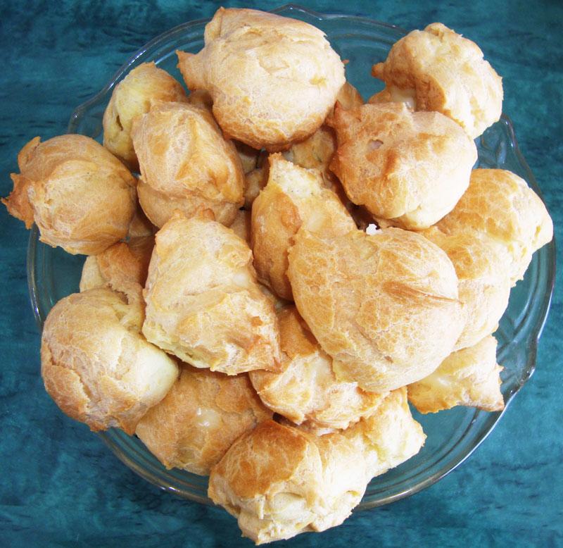 eklery2 Еклери   дуже смачні заварні тістечка!