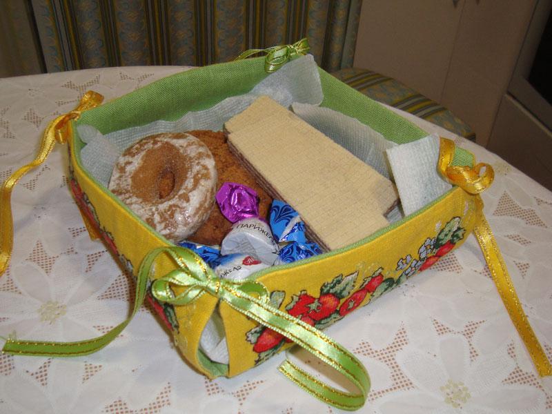 cukernycja3 Цукерниця хлібниця з тканини