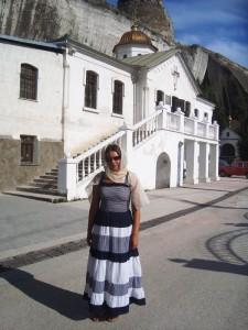 Інкерманський Свято-Климентіївський печерний чоловічий монастир